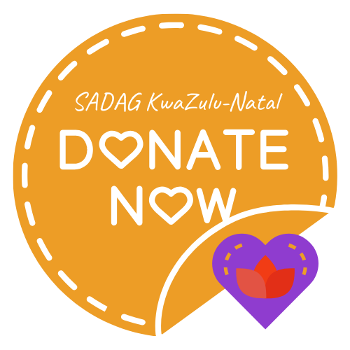 SADAG KZN Donate Button