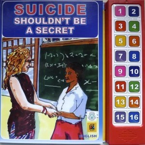 suicide speaking book