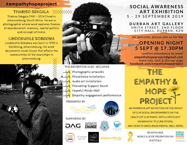 Invitation The Empathy Hope Project August 2019 Final 1