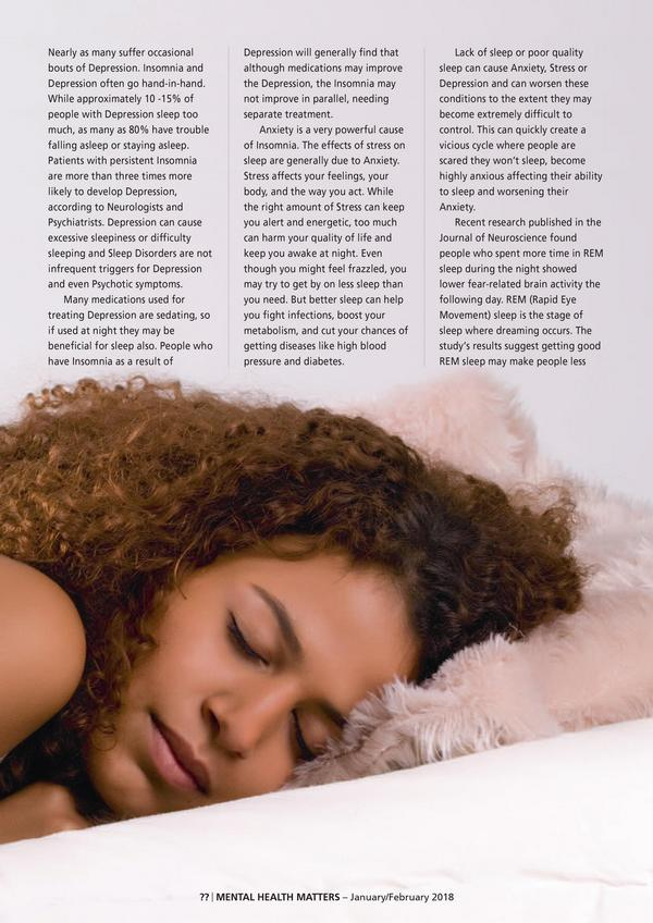 The Power of Restful Sleep An How to Get Some2