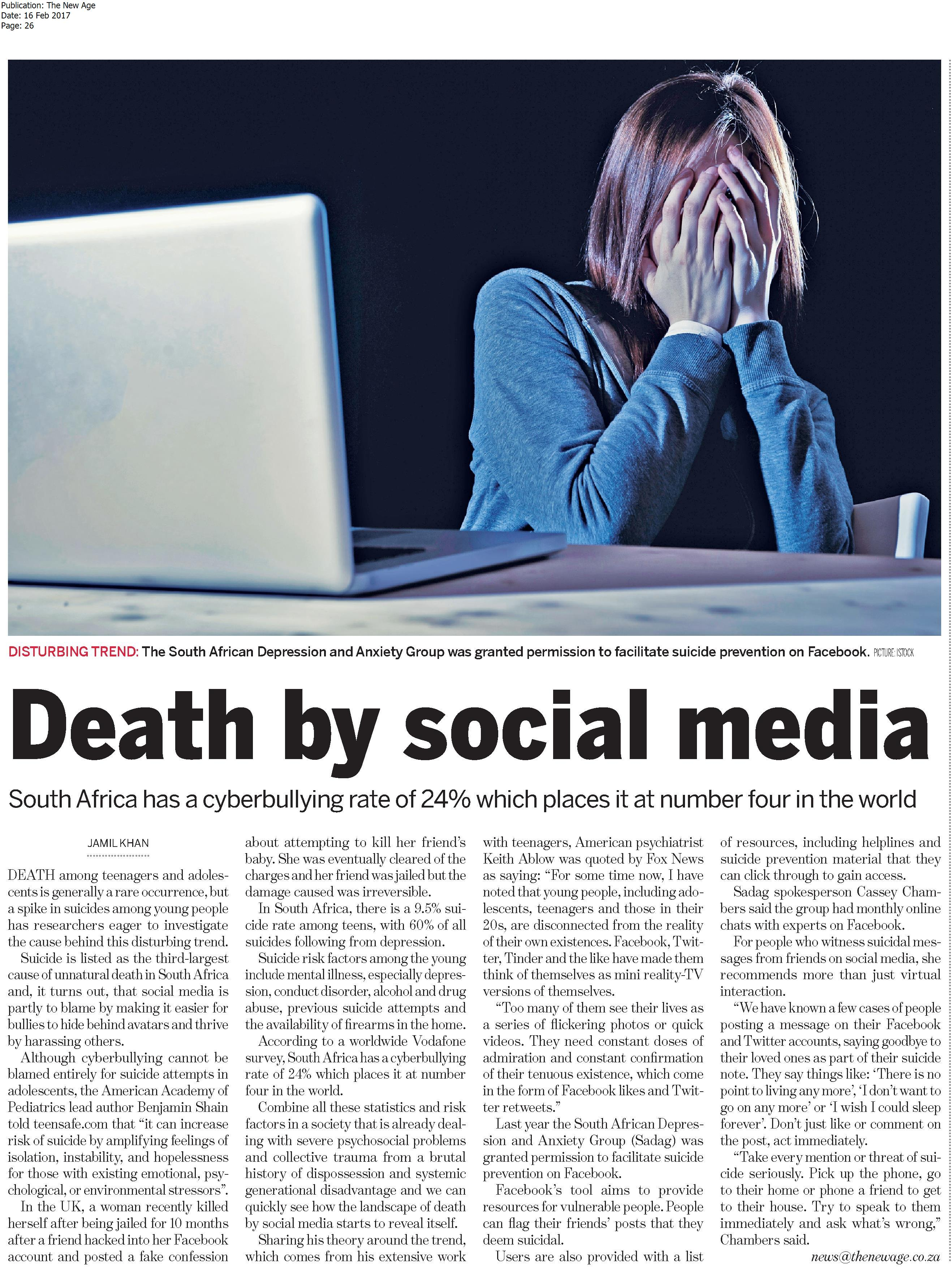social media and cyberbullying essay Teen cyberbullying and social media use on the rise cyberbullies attempt to control, shame, or harass other internet users, often creating one or more fake profiles.